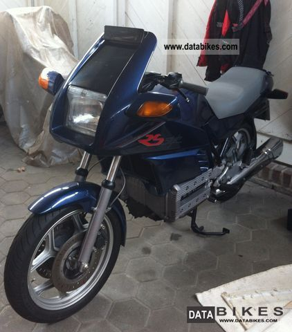 1984 BMW  K100 RS Motorcycle Sport Touring Motorcycles photo
