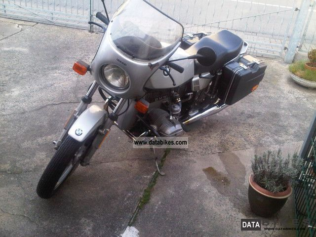 1982 BMW  R 65 LS-H Marking of classic cars Motorcycle Motorcycle photo