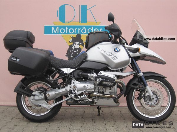 2002 BMW  R 1150 GS, 1 Hd, well maintained Motorcycle Motorcycle photo
