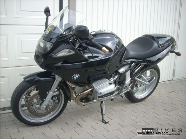 2002 BMW  R 1100 S / Top condition / as new Motorcycle Motorcycle photo