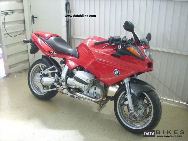 2002 BMW  R 1100 S / ABS / 180 rear wheel Motorcycle Motorcycle photo