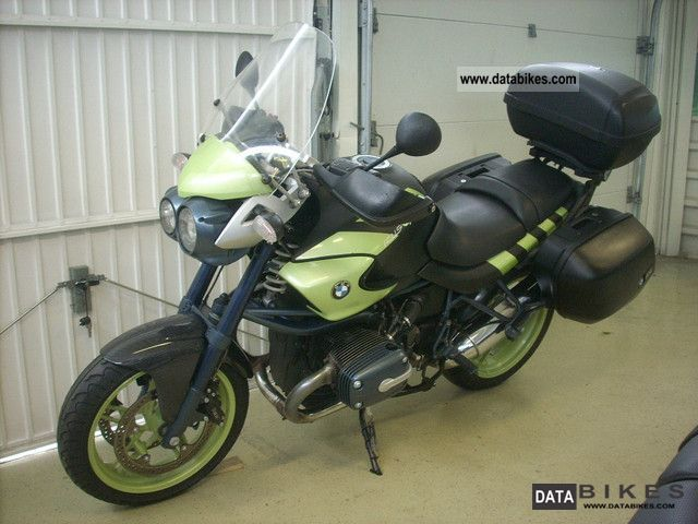 2005 BMW  R 1150 R Rockster / double igniter / Top Condition Motorcycle Motorcycle photo
