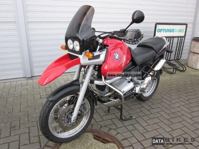 1999 BMW  850GS ABS Motorcycle Enduro/Touring Enduro photo