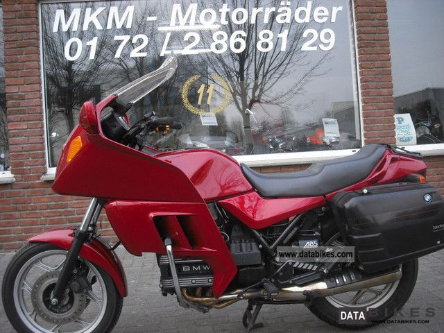 1994 BMW  K75RT Motorcycle Motorcycle photo