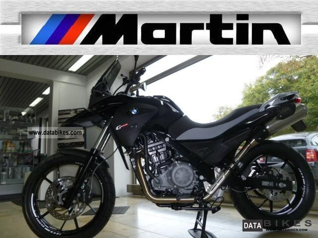 2011 BMW  G 650 GS Martin Edition Black Line, ABS, Heizgr. Motorcycle Enduro/Touring Enduro photo