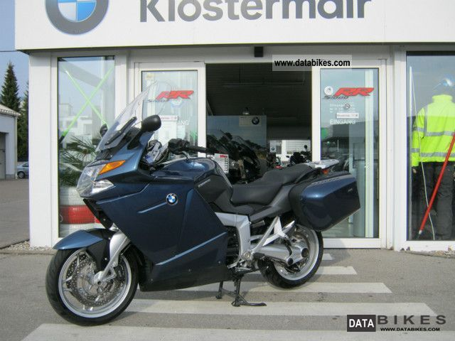 2007 BMW  K1200 GT with full equipment! Motorcycle Tourer photo