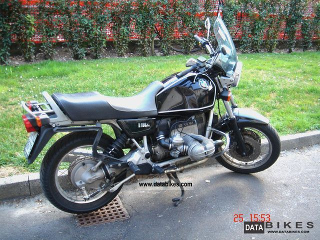 1992 BMW  retro 'ma e' una come guidare bici since 1000 c.c. Motorcycle Motorcycle photo