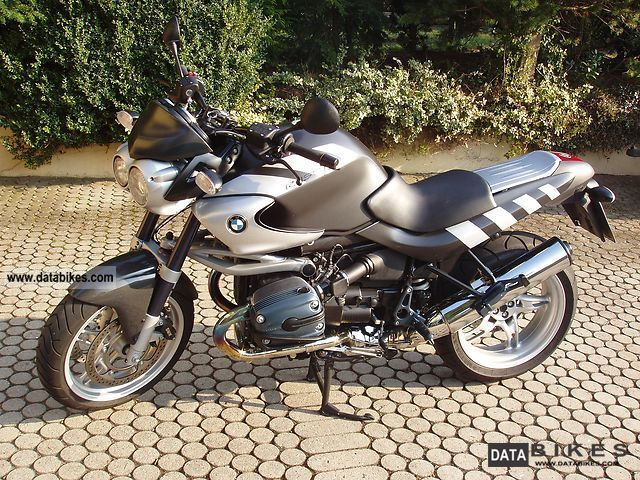 2006 BMW  R 1150 R Rockster Motorcycle Motorcycle photo