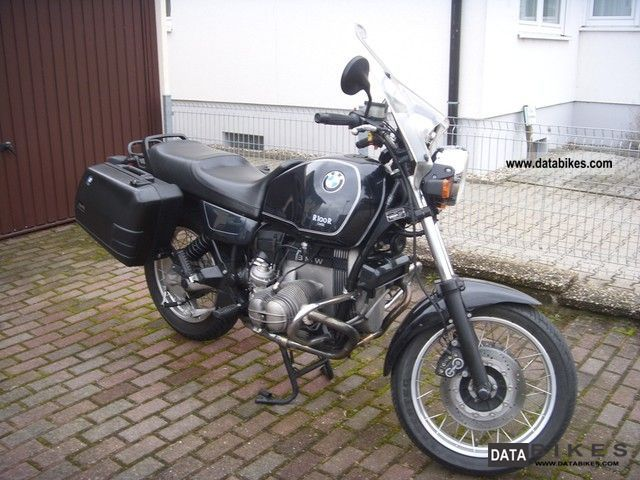 1996 bmw r100r classic full service history at bmw. Black Bedroom Furniture Sets. Home Design Ideas