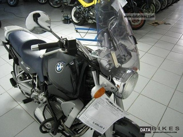 2001 BMW  R 850 R CAT ABS, heated grips, high windscreen Motorcycle Motorcycle photo
