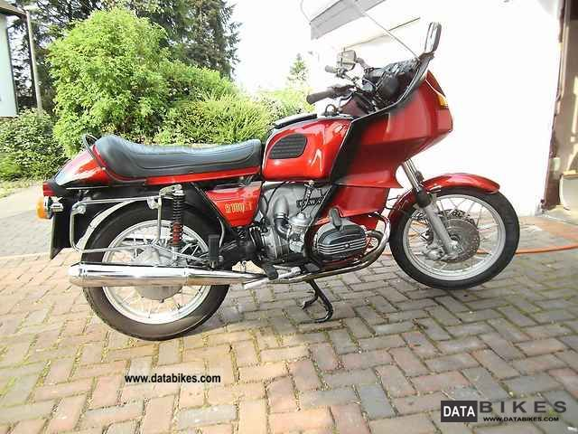 BMW  R100RT 1979 Vintage, Classic and Old Bikes photo