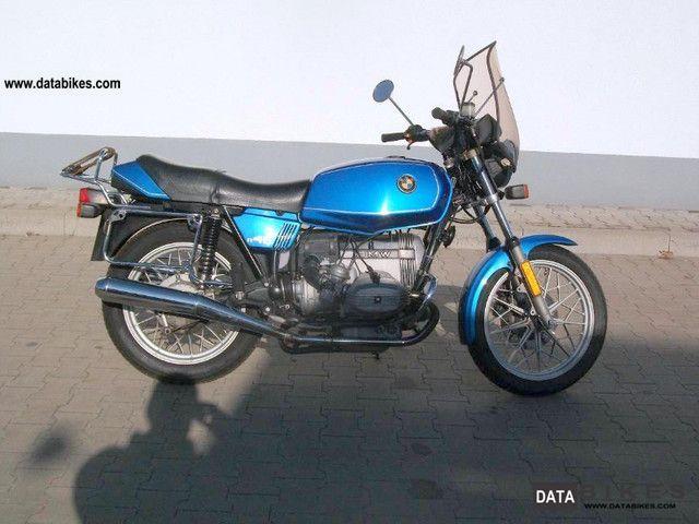 1985 BMW  R 45 Motorcycle Tourer photo