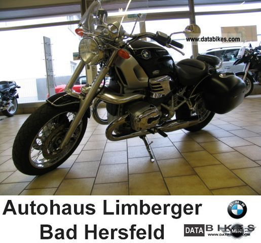 2000 BMW  ABS R 1200 C Motorcycle Chopper/Cruiser photo