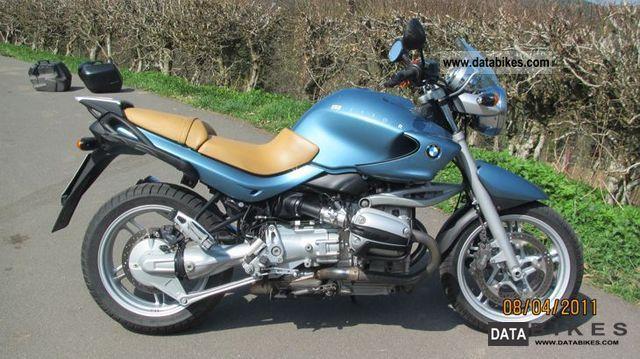 BMW  R 1150R 2001 Naked Bike photo