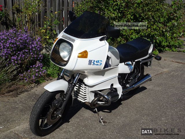 1988 BMW  R 100 RS Motorcycle Sport Touring Motorcycles photo