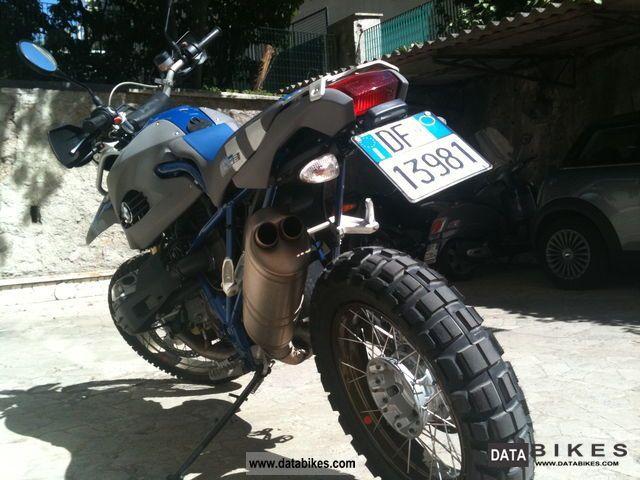 2007 Bmw Hp2 Enduro