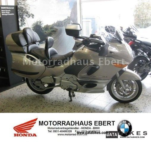 2000 BMW  K1200LT / TopCase / CD / and much more Motorcycle Motorcycle photo