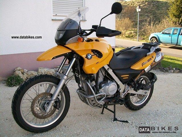 2001 BMW GS 650