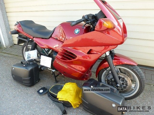1995 BMW  K 1100 RS / 2.Hand/Scheckheft 57tkm 3450 Motorcycle Sport Touring Motorcycles photo