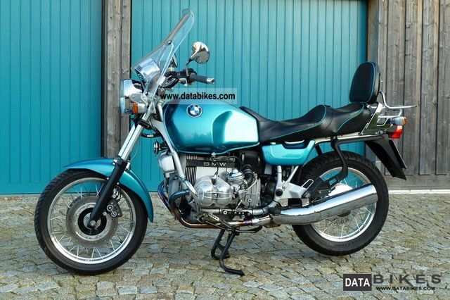 1992 BMW  R100R Fallert - mint condition & Accessories Motorcycle Motorcycle photo