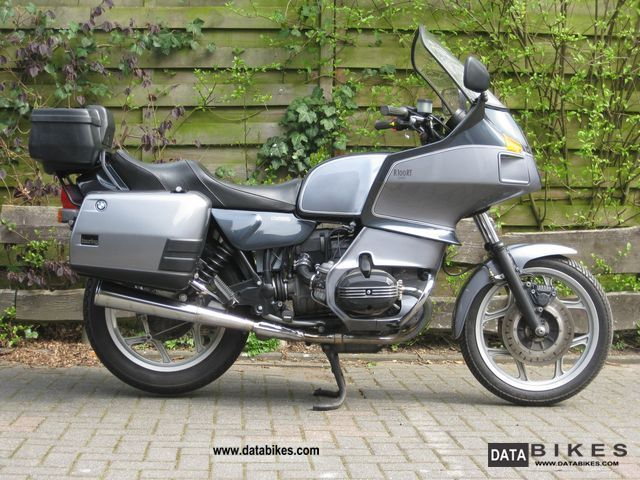 1995 BMW  R100RT Classic \ Motorcycle Motorcycle photo