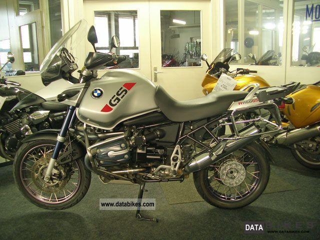 BMW  R 1150 GS Adventure ABS 2004 Enduro/Touring Enduro photo