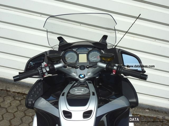 2011 Bmw R 1200 Rt Mt