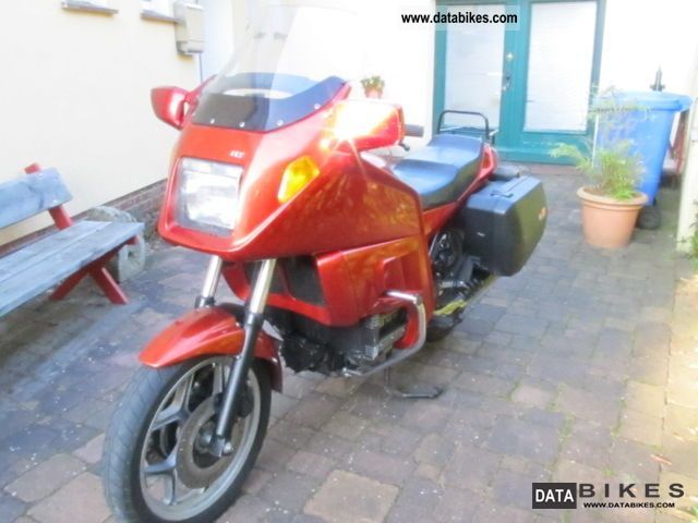 1993 BMW  K 75 RT Motorcycle Sport Touring Motorcycles photo