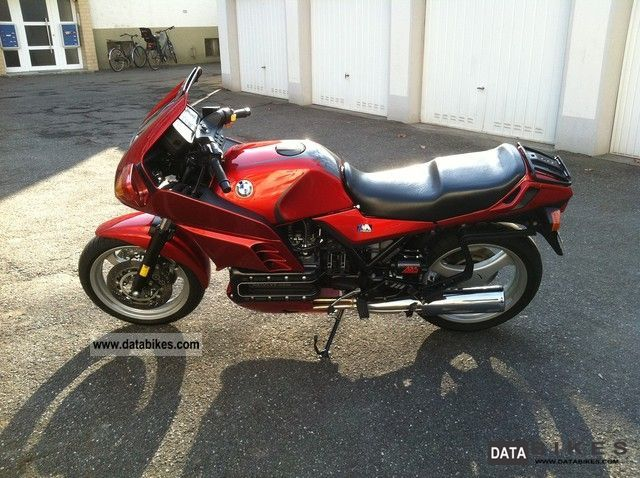 1991 BMW  K 100 Motorcycle Tourer photo