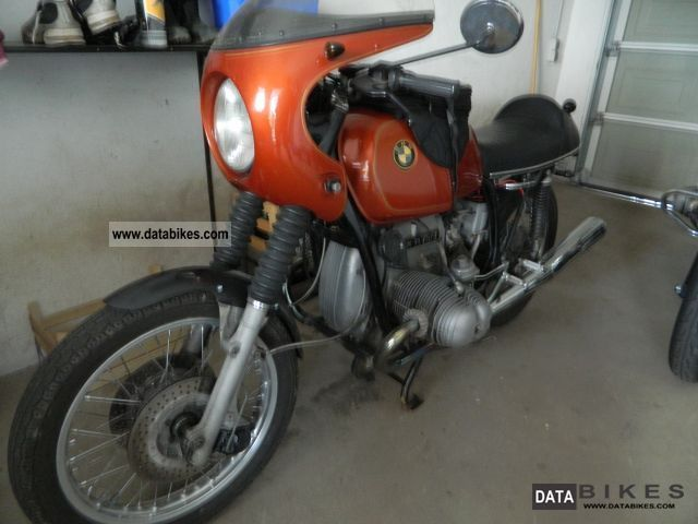 BMW  75/7 1977 Vintage, Classic and Old Bikes photo