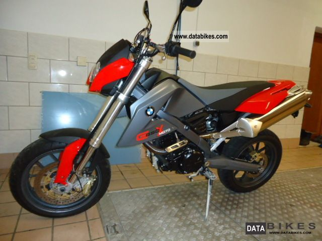 2007 BMW  G 650 Xmoto ABS Motorcycle Super Moto photo
