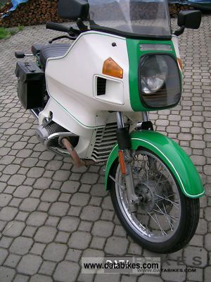 1980 BMW  R60 first hand Motorcycle Tourer photo