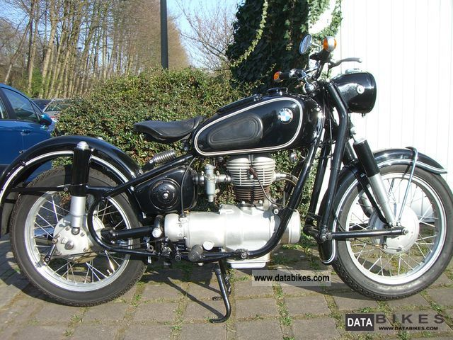 BMW  R 26 1959 Vintage, Classic and Old Bikes photo