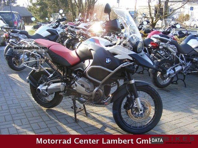 2010 BMW  R 1200 GS Adventure 30years SOMO * ESA * ASC Motorcycle Enduro/Touring Enduro photo