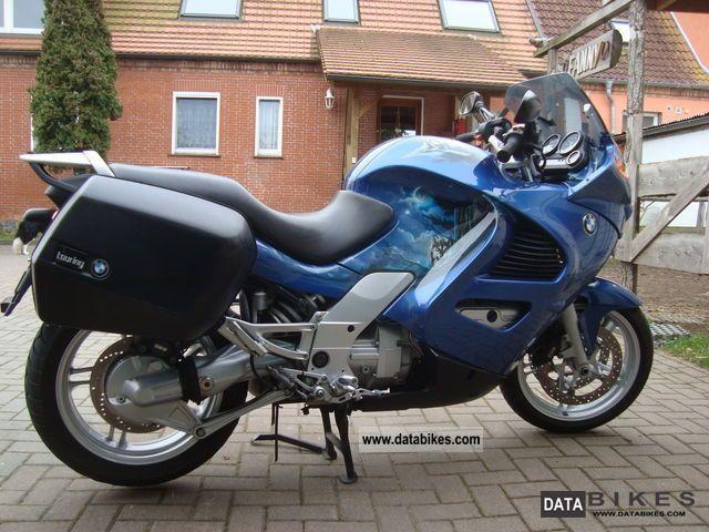 Bmw Sports Tourer Motorcycle Bmw K1200rs Sports Tourer