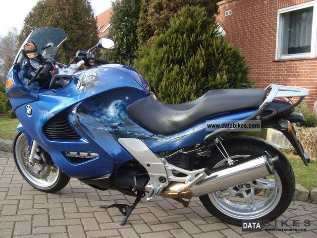 Bmw Sports Tourer Motorcycle 2002 Bmw K1200rs Sports Tourer