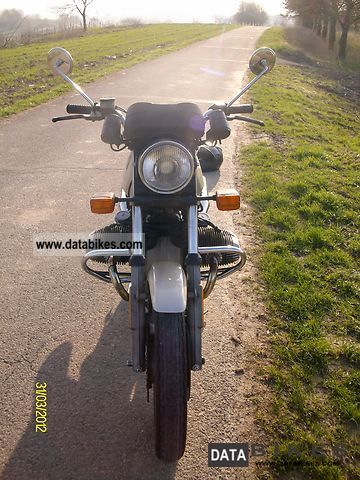 BMW  R 45 S 1979 Vintage, Classic and Old Bikes photo
