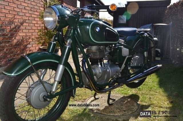 BMW  R27 1964 Vintage, Classic and Old Bikes photo