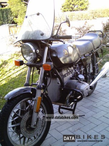 BMW  R65 1979 Vintage, Classic and Old Bikes photo