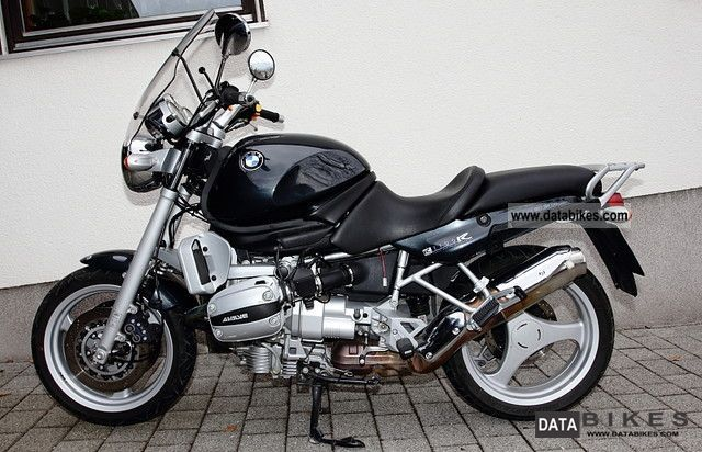 1999 BMW  1100 R Motorcycle Motorcycle photo