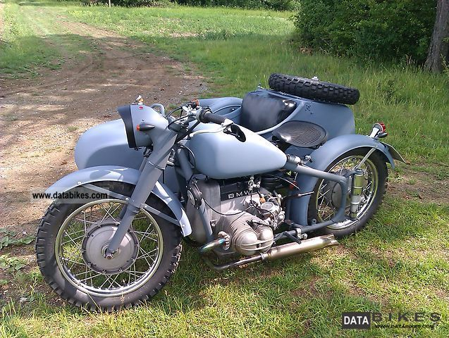 1998 BMW  - Ural - Dnepr CJ 750 Motorcycle Combination/Sidecar photo
