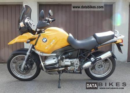 2001 BMW  R 1150 GS ABS lower Motorcycle Enduro/Touring Enduro photo