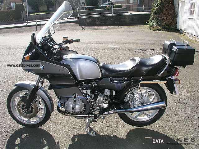 1995 BMW R100RT Classic - Powder coating -