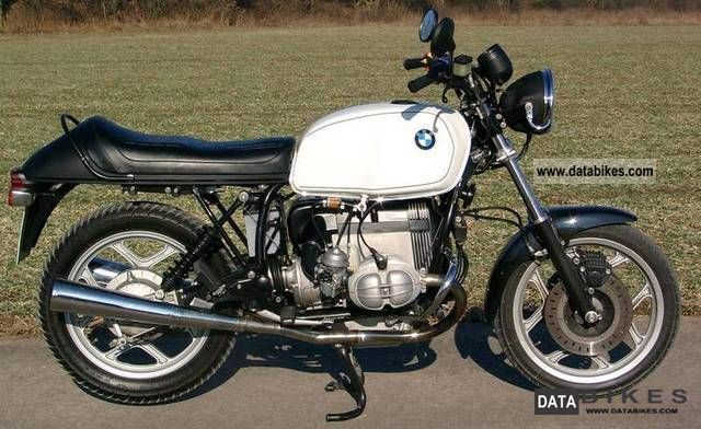 1989 BMW  Former R80 RT Motorcycle Tourer photo