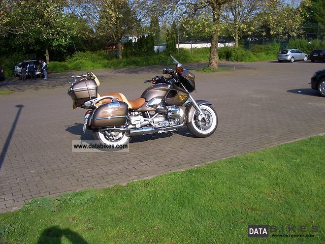 2003 BMW  R1200 CL Motorcycle Chopper/Cruiser photo