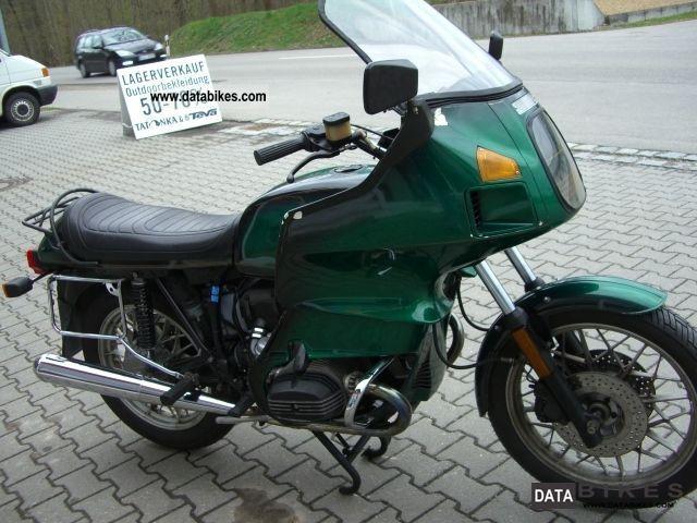 1982 BMW  R100RT 1 hand Motorcycle Tourer photo