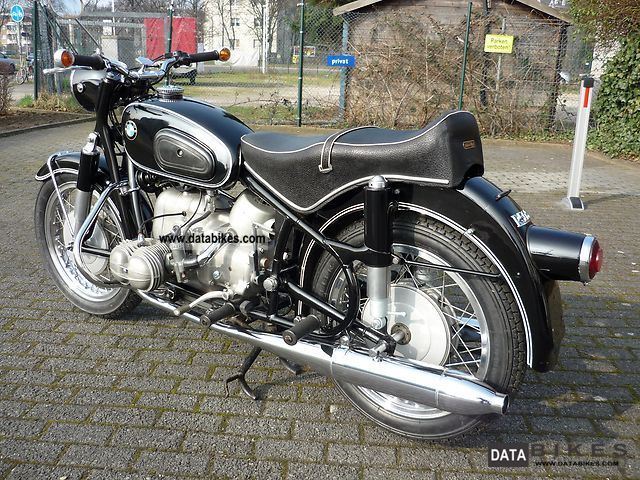 BMW  R 50 S 1962 Vintage, Classic and Old Bikes photo