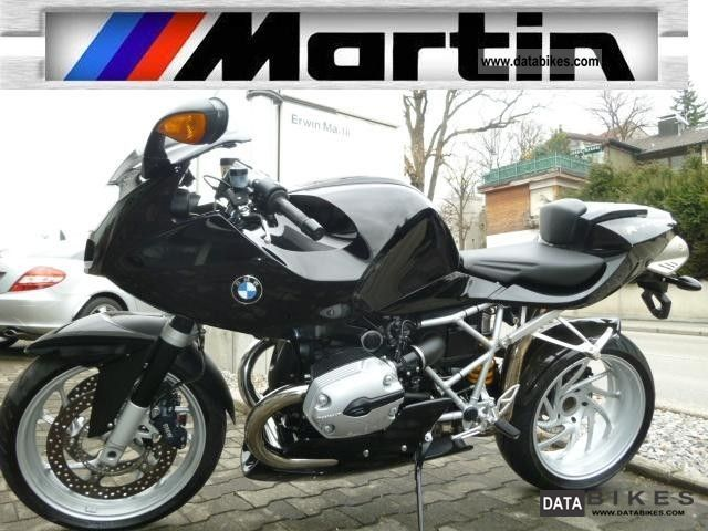 2006 BMW  ABS R 1200 S sports suspension Oehlins Carbon Motorcycle Sports/Super Sports Bike photo