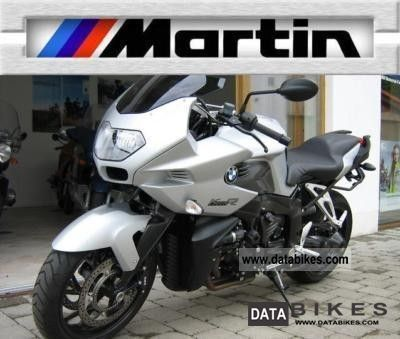 2007 BMW  K 1200 R Sport ABS, BC, ESA, sport bike Motorcycle Sports/Super Sports Bike photo