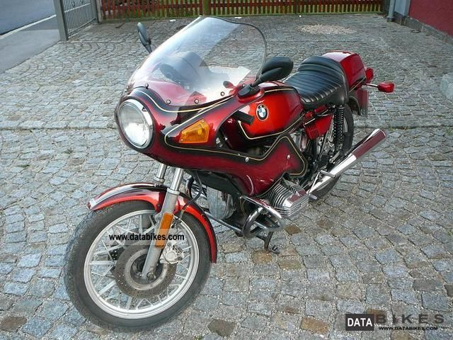 BMW  R65 (248) 1978 Vintage, Classic and Old Bikes photo